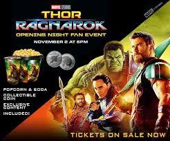 megaplex theatres on twitter hammer time thor ragnarok tickets