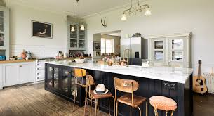 Scottish Homes And Interiors Border Oak Kitchen Devol Kitchens
