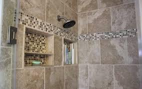 Bath Shower Tile Ideas Zampco - Bathroom tile design ideas for small bathrooms