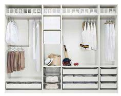 master bedroom closet makeover before and after organizing