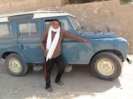 land rover desert desert transport imalqata