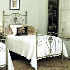 metal twin bedwhite twin metal bed metal twin bed frame target