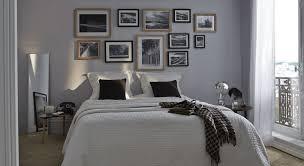 peindre une chambre en gris et blanc peinture grise pour chambre