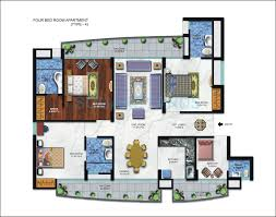 antriksh nature in sector 52 noida project overview unit plans
