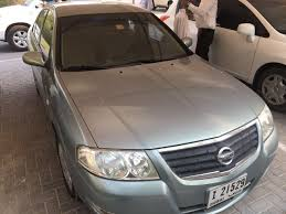 nissan altima yalla motors used nissan sunny 2007 car for sale in dubai 675104 yallamotor com