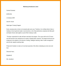 sample of marketing letters to business letter of introduction template sample business introduction