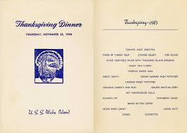 thanksgiving in world war ii