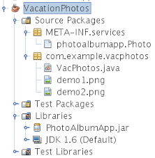 My First Photo Album How To Create A Pluggable Photo Album In Java Dzone Java
