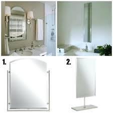 beveled bathroom vanity mirror wondrous design the glass guys