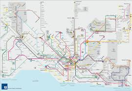 Metro Bus Routes Map by Getting There Dh 2014 7 12 July 2014