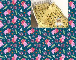Peppa Pig Bed Set by Peppa Pig Bedding Etsy