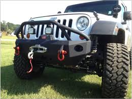 custom jeep bumpers jeep wrangler stubby pre runner bumper custom trucks