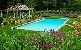 swimming pool landscape design for exemplary swimming pool design