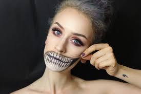 i know it u0027s early for halloween makeup i couldn u0027t help myself