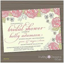 brunch bridal shower invitations bridal shower invitations baby shower brunch invitation
