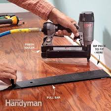 wonderful hardwood flooring nails or staples how to install an