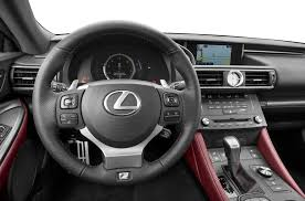 lexus rc interior 2017 new 2017 lexus rc 300 price photos reviews safety ratings