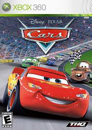 disney pixar cars video game ign