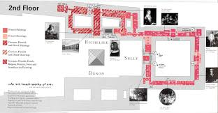 musee d orsay floor plan paris