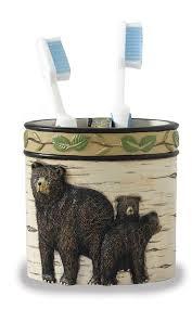 Bear Bathroom Accessories by 68 Best Cabin Lodge U0026 Lake Decor Images On Pinterest Lake Decor
