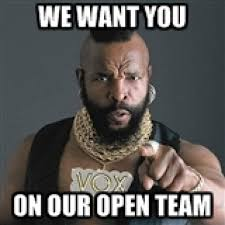 Crossfit Open Meme - we want you crossfit townsville