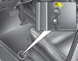 Kia Open Kia Forte Opening The Trunk Trunk Features Of Your Vehicle