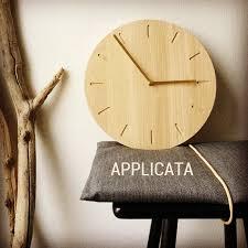 scandinavian wall clock watch out design anne boysen watch out is a minimalist wall