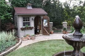 palmerston custom shed plan in a yard