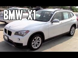 2014 Bmw X1 Interior 2014 Bmw X1 Xdrive 28i Review Youtube