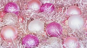 beautiful ornaments for new year decoration 4 k clip stock