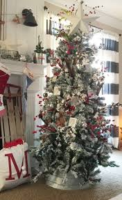 terrific country christmas trees imposing design 25 best ideas on
