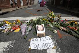 charlottesville victim u0027she was there standing up for what was