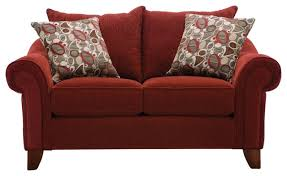Chenille Sofa And Loveseat Molly Chenille Loveseat