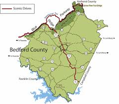 Virginia State Parks Map Weird Wednesdays The Treasure Of Bedford County U2014 The Daily Campus