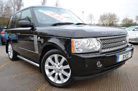 black land rover range rover used land rover range rover and second hand land rover range rover