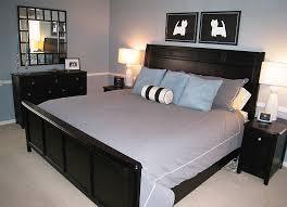 black furniture bedroom ideas black bedroom furniture via decorating obsessed fabulous dog