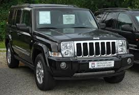 jeep commander silver jeep commander 3 0 crd technical details history photos on