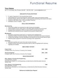 Sample Of Chronological Resume Format by 19 Sample Of A Chronological Resume Park Ranger Resume