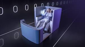 siege avion simba s associe à gareth bale pour promouvoir le siège lit d