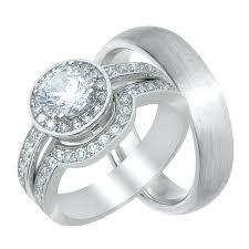 camo wedding rings sets matching wedding rings sets his and matching camo wedding ring