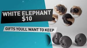white elephant gifts under 10 dollar great white elephant gift