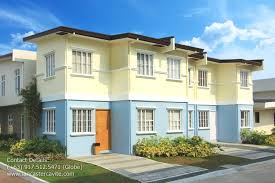 anica house model in lancaster new city cavite house for sale