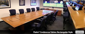 Interactive Meeting Table Conference Room Tables And Computer Conference Tables Smartdesks