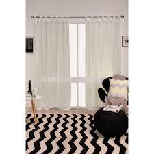 Spotlight Continuous Curtaining Filigree Metro Tab Top Curtain Filigree Spotlight Australia