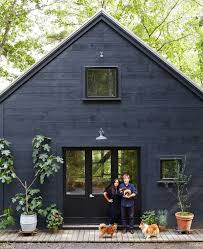 Maine Home Design A Bolt From The Blue Black House Dresden And Barn