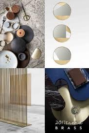interior trends 2017 brass interior trend