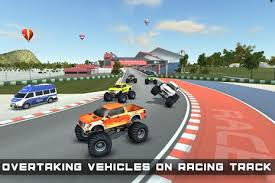 mutants monster truck racing game android apps google play