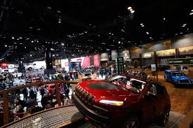 jeep track 2015 chicago auto show overview photos chicago auto show