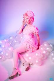 jellyfish dress dress photoshoot