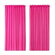 Fuchsia Pink Curtains Curtain Living Room U0026 Bedroom Curtains Ikea